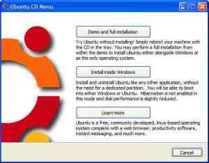 Auto Run Ubuntu