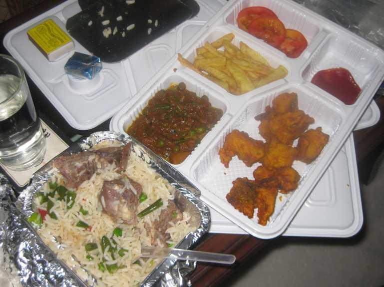 Makan Malam Hari Kedua Daripada Nganggur